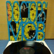 Discos de vinilo: DOCTORS' MOB - SOPHOMORE SLUMP 1987 USA CON ENCARTE. Lote 116219352
