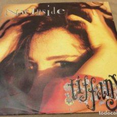 Discos de vinilo: TIFFANY - NEW INSIDE / RADIO EDIT VERSION. 1990.. Lote 116220871