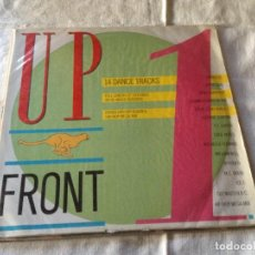 Discos de vinilo: UPFRONT 1 1986 . Lote 116233999