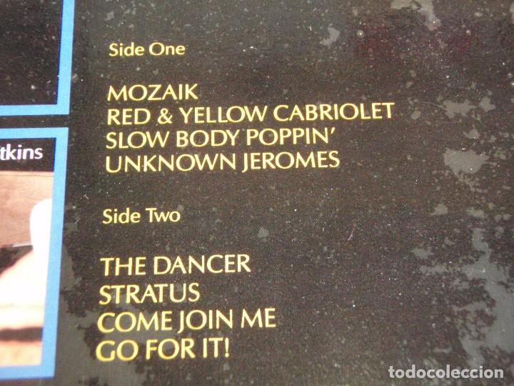 Discos de vinilo: BILLY COBHAM ( WARNING ) USA - 1985 LP33 GRP RECORDS - Foto 5 - 116235543