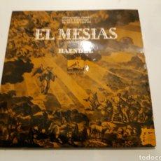 Discos de vinilo: MALCOLM SARGENT- EL MESIAS HAENDEL- ORQUESTA FILARMONICA LIVERPOOL- LA VOZ DE SU AMO 1958 ESPAÑA 6. Lote 116243852