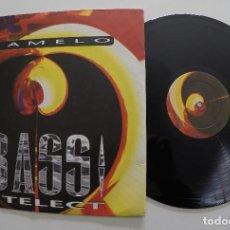 Discos de vinilo: INTELECT BASS - DAMELO. Lote 116247043