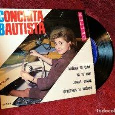 Discos de vinilo: CONCHITA BAUTISTA – MUÑECA DE CERA + 3 / EP BELTER ?51.524 - 1965 - EXCELENTE ESTADO. Lote 116249087