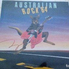 Discos de vinilo: AUSTRALIAN ROCK 84 LP VARIOS. Lote 116257951