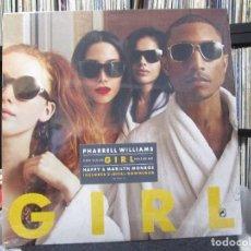 Discos de vinilo: PHARRELL WILLIAMS - G I R L (LP, ALBUM). Lote 205853758