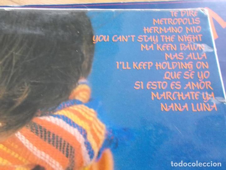 Discos de vinilo: MIGUEL BOSÉ. MÁS ALLÁ. - Foto 3 - 116267427