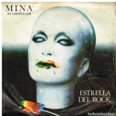 Dischi in vinile: MINA - ESTRELLA DEL ROCK / TAMBIEN TU - SINGLE 1979. Lote 116269807