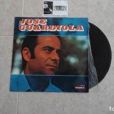 Discos de vinilo: JOSE GUARDIOLA ?– LP: VERGARA ?– 7.020-N, . Lote 116279475