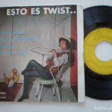 Discos de vinilo: RARE R&B TITTYSHAKER ROCKABILLY EP IBEROFON ESPAÑA 1962 // J. KEVIN C. AVERY B. WADE R. BELL. Lote 116287407