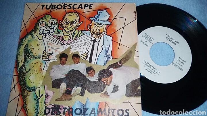 TUBOESCAPE / DESTROZAMITOS SINGLE (Música - Discos - Singles Vinilo - Grupos Españoles de los 90 a la actualidad)