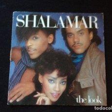 Discos de vinilo: SHALAMAR ?– THE LOOK. 1983. Lote 116297915