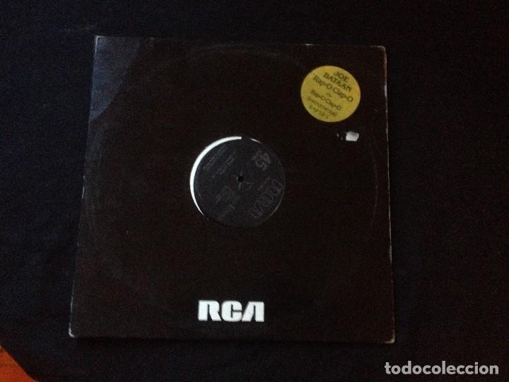 JOE BATAAN ?– RAP-O CLAP-O.1979 (Música - Discos de Vinilo - Maxi Singles - Rap / Hip Hop)