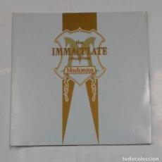 Discos de vinilo: MADONNA.- THE IMMACULATE COLLECTION. DOBLE LP. TDKDLP. Lote 116315275