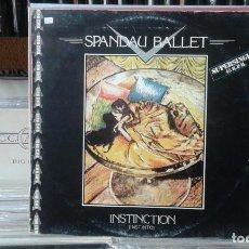 Discos de vinilo: ,SPANDAU BALLET,INSTICTION. Lote 116355211