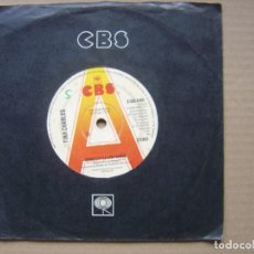 Dischi in vinile: TINA CHARLES - DANCE LITTLE LADY DANCE + WHY - SINGLE INGLES PROMOCIONAL CBS 1976. Lote 116366355