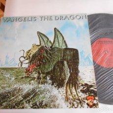 Discos de vinilo: VANGELIS-LP THE DRAGON. Lote 116368787