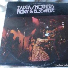 Discos de vinilo: ZAPPA / MOTHERS ROXY & ELSEWHERE . Lote 116368827