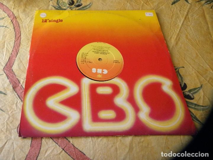 ALTON EDWARDS ?– SHINING LIGHT.1982 (Música - Discos de Vinilo - Maxi Singles - Disco y Dance)