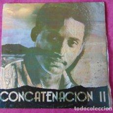 Discos de vinilo: GRUPO PROYECTO – CONCATENACION II - JAZZ CUBANO. Lote 116379523