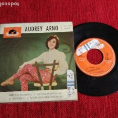 Discos de vinilo: AUDREY ARNO ,EP OTRA VEZ PACHANGA + 3 TEMAS 1961. Lote 116391407