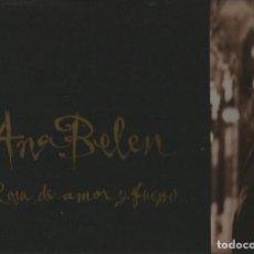 Discos de vinilo: ANA BELEN LP CON CARPETA PROMOCIONAL SELLO BMG ARIOLA EDITADO EN ESPAÑA AÑO 1989. Lote 116393303
