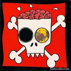 Discos de vinilo: DOBLE EP: CEREBROS EXPRIMIDOS; KILL THE POPE, 7 TEMAS, I CAN SEE FOR MILES, LINDA BLAIR.... Lote 116422523