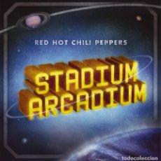 Discos de vinilo: RED HOT CHILI PEPPERS STADIUM ARCADIUM 4 LP PRECINTADO. Lote 116444367