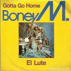 Discos de vinilo: BONEY M.. SINGLE. SELLO ARIOLA / HANSA. EDITADO EN ESPAÑA. AÑO 1979. Lote 116447503