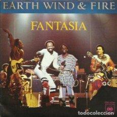 Discos de vinilo: EARTH, WIND & FIRE. SINGLE. SELLO CBS . EDITADO EN ESPAÑA. AÑO 1978. Lote 116447671