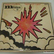 Discos de vinilo: MADDOX 2 - OSSIE LAINE SHOW - HIGHER AND HIGER EDIGSA CM 249 SG 1969. Lote 116453019