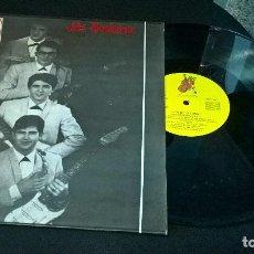 Discos de vinilo: MUSICA LP: LOS ROCKEROS EN FORMA 1965 ENSUEÑO 1965 VUELVE A MI 1966 SUS 3 PRIMEROS EP EN UN LP 418. Lote 116460295