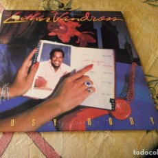 Discos de vinilo: LUTHER VANDROSS ?– BUSY BODY.1983. Lote 116464991