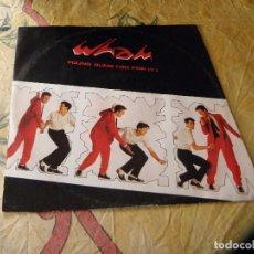 Discos de vinilo: WHAM ?– YOUNG GUNS (GO FOR IT)12, 45 RPM .1982. Lote 116467119