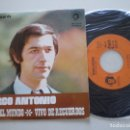 Discos de vinilo: MARCO ANTONIO - EL FIN DEL MUNDO+1 - SINGLE BENZO 1973 // MELLOTRON PSYCH POP BORYS BENZO. Lote 116474598