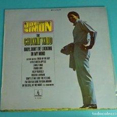 Discos de vinilo: JOE SIMON. THE CHOKIM'KIND. MONUMENT RECORDS. DISCOS MOVIEPLAY. Lote 116478299