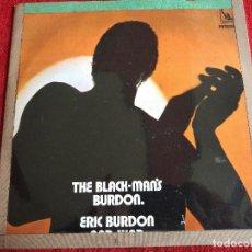 Discos de vinilo: ERIC BURDON AND WAR 2 LP THE BLACK MANS BURDON EDICIÓN ESPAÑOLA 1971. Lote 116489119