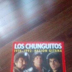 Discos de vinilo: LOS CHUNGUITOS- 1974 1992 PASIÓN GITANA.26 GRANDES ÉXITOS.DOBLE LP. Lote 116514975