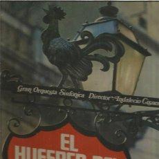 Discos de vinilo: HUESPED DEL SEVILLANO. Lote 116525999