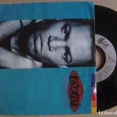 Discos de vinilo: ERIC & THE GOOD GOOD FEELING - GOOD GOOD FEELING + HIGHER THAN HEAVEN - SINGLE ALEMAN MEGA 1989. Lote 116538719