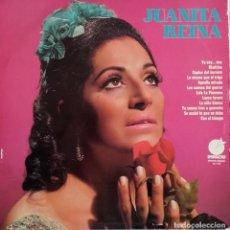 Discos de vinilo: JUANITA REINA: YO SOY ...ESA. Lote 116552359