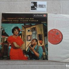 Discos de vinilo: GERSHWIN, LEONTYNE PRICE / WILLIAM WARFIELD ?– GREAT SCENES FROM PORGY AND BESS EDICIÓN ORIGINAL UK. Lote 116577639