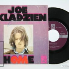 Discos de vinilo: DISCO SINGLE DE VINILO - JOE SKLADZIEN. HOME / THERE'S GONNA BE A CHANGE... - CONCENTRIC, 1970. Lote 116580099
