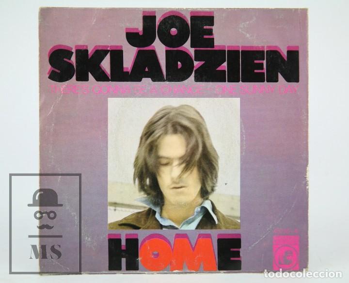 Discos de vinilo: Disco Single de Vinilo - Joe Skladzien. Home / There's Gonna Be a Change... - Concentric, 1970 - Foto 2 - 116580099