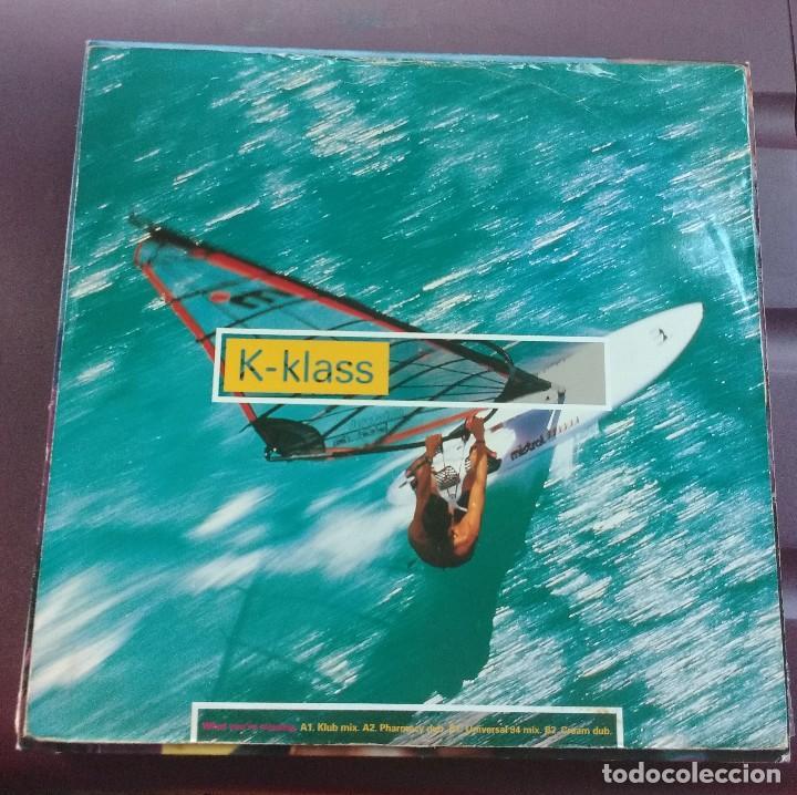 K-KLASS – WHAT YOU'RE MISSING (Música - Discos de Vinilo - Maxi Singles - Techno, Trance y House)