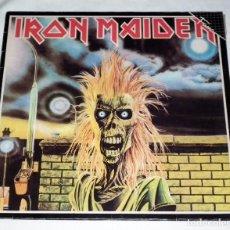 Discos de vinilo: LP IRON MAIDEN - IRON MAIDEN. Lote 116585839