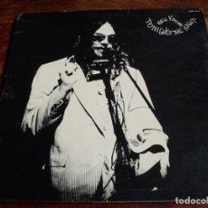 Discos de vinilo: NEIL YOUNG - TONIGHT'S THE NIGHT - LP HISPAVOX AÑO 1975 - CON ENCARTE - CARPETA DOBLE. Lote 116590159