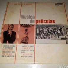 Discos de vinilo: STEVE RACE Y SU ORQUESTA- MUSICA DE PELICULAS- 10 PULGADAS- ORLADOR 1966 ESPAÑA 7. Lote 116596899