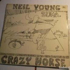 Dischi in vinile: NEIL YOUNG-WITH CRAZY HORSE-ZUMA-ORIGINAL ESPAÑOL 1975. Lote 116602699