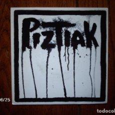 Discos de vinilo: PIZTIAK - HAIN NEKATUTA + ARGITAN - BEROTAN . Lote 116605547