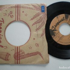 Discos de vinilo: PACHO GALAN - MERECUMBE... +1 -SG COLOMBIA TROPICAL 1950S // AFRO LATIN CUMBIA GUAGUANCO ((LISTEN)). Lote 116620663